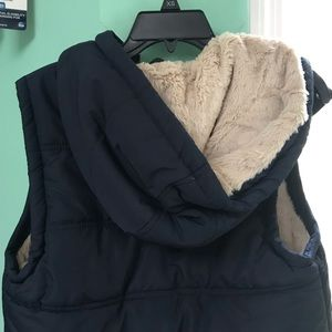 Cotton On Jackets & Coats - Navy Vest